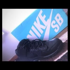 Nike SB Dunk high boots